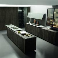 Moderne Italiaanse badkamers - MODULNOVA