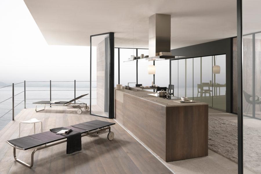 Moderne luxe exclusieve keukens modulnova