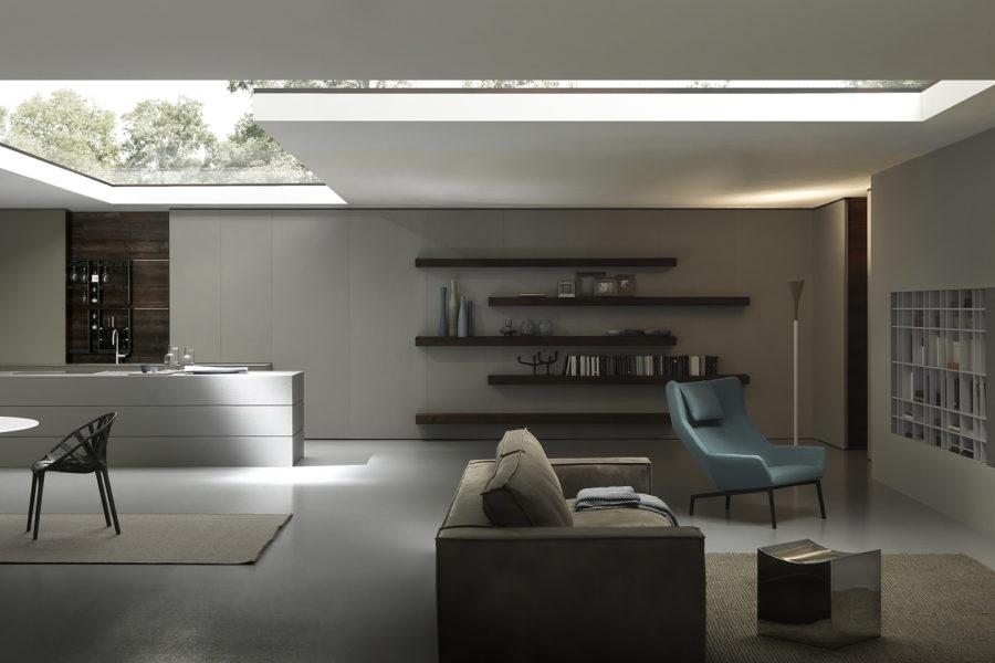 Italiaans interieur, meubels & banken - MODULNOVA